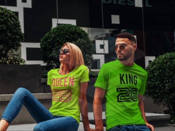 King 28 & Queen 28 meeskond