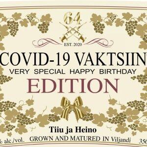 covid 19 vaktsiin
